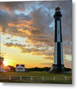 I Stand Relieved Metal Print