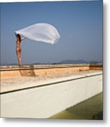 I Will Fly To You Metal Print