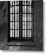 Iberville Shadows  Metal Print