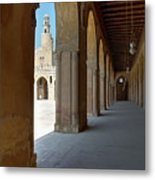Ibn Tulun Great Mosque Metal Print