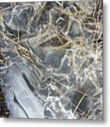 Ice Art IIi Metal Print