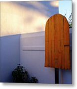 Ice Cream Shop Wooden Popsicle In Saint Augustine Florida Metal Print