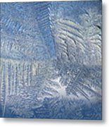 Ice Galore Metal Print