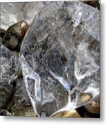 Ice II Metal Print