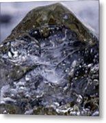 Ice Mountain 2 Metal Print
