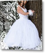 Ice Princess Sara 10 Metal Print