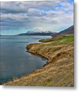 Iceland Landscape # 8 Metal Print