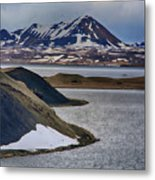Icelandic Beauty Metal Print