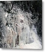 Icescapes Metal Print