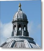 Iconic Dome Metal Print