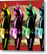 Iconic Experience Metal Print