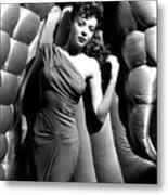 Ida Lupino, 1946 Metal Print by Everett
