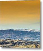 Idaho Landscape No. 2 Metal Print