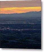 Idaho Landscape No. 3 Metal Print