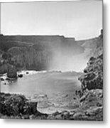 Idaho: Snake River Canyon Metal Print