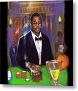 Idris Elba As James Bond 007 #2 Metal Print
