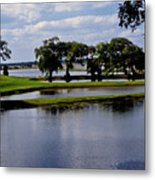 Charleston South Carolina Metal Print