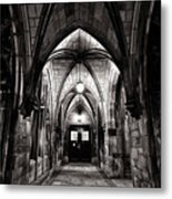 If These Walls Could Talk Metal Print