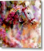 If Wishes Were Horses... Metal Print