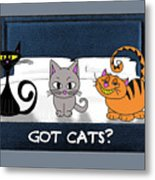 If You Have Cats Metal Print
