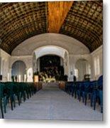 Iglesia San Andres Apostol - Apaneca 11 Metal Print