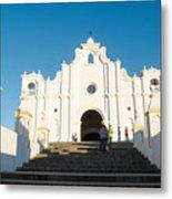 Iglesia San Andres Apostol - Apaneca Metal Print