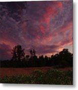 Igo Sunset Metal Print