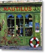 Il Nautilus Metal Print