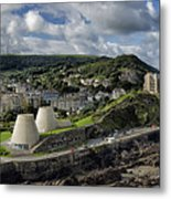 Ilfracombe From Capstone Hill Metal Print