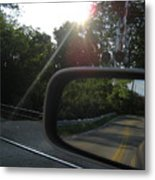 I'll See You At The Crossroads  Metal Print