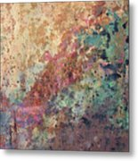 Illuminated Valley II Diptych Metal Print