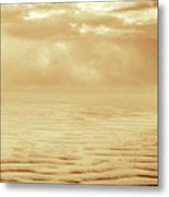 Illusion Never Changed Into Something Real Metal Print