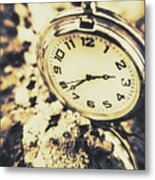 Illusive Time Metal Print