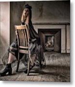 Ilona's Attic Metal Print