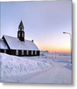 Ilulissat - Greenland Metal Print