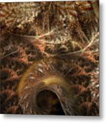 Image Of The Organism Metal Print