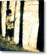 Imagination And Adventure Metal Print