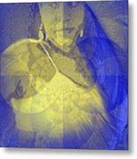Imaginative - Imagine Being From Nowhere Metal Print