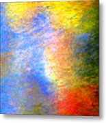 Imerging From Darkness To Lights Metal Print
