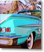 Impala Convertible Metal Print