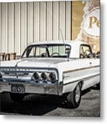 Impala Metal Print