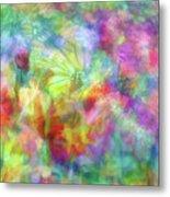 Impressionist Floral Xxxii Metal Print