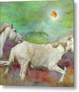 In Another Time Another Place... Metal Print