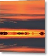 In Color Two Metal Print