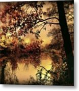 In Dreams Metal Print