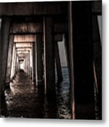 In From The Darkness  Metal Print