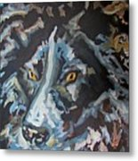 In Honor And Love Of Ace Metal Print