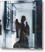 In London Museums 9 Metal Print