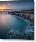 In Love With The Sun Metal Print