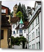 In Lucerne  Metal Print